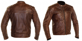 Richa Daytona 2 Leather Jacket Brown
